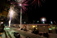 New Year Iceland